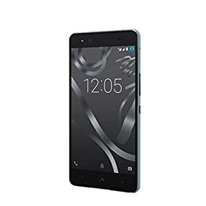 """BQ Aquaris X5 - Smartphone libre Android (5"""", Dual SIM, 13 MP, 2 GB de RAM, 16 GB), color negro"""