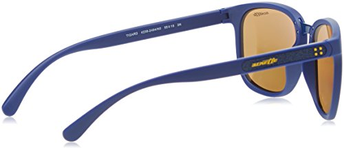 para Gafas Blue Tigard 55 Matte Hombre de Sol Arnette 6RIqxnSw