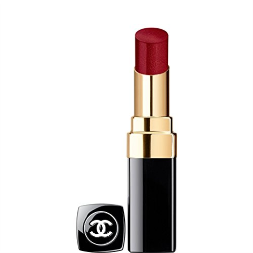CHANEL ROUGE COCO SHINE HYDRATING SHEER LIPSHINE # 112 TEMERAIRE - Rouge Hydrating Lipstick