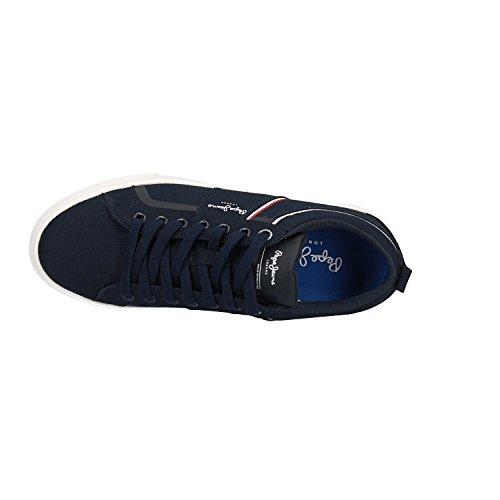 Pepe 595NAVY 44 Blue Jeans TURNSCHUHS PMS30418 HWqUznHCrw