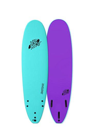 Wave Bandit EZ Rider 7'0'', Turquoise, 7' by Wave Bandit