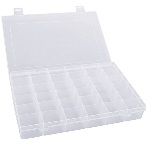 Tinksky Portable Organizer Removable Dividers