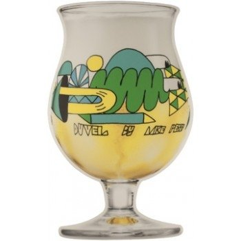 duvel-collection-mike-perry-glass-sticker