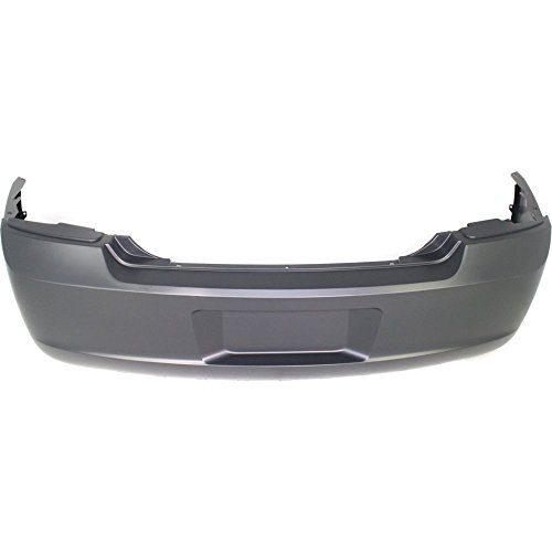 Evan-Fischer EVA17872038151 Rear BUMPER COVER Primed for 2006-2010 Dodge Charger