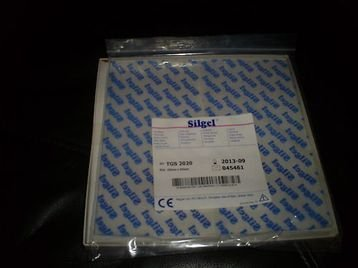 Silgel Silicone Gel sheet (Box of 10) by Nagor
