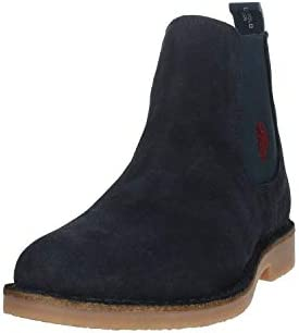 U.s. Polo Assn MUST3256W4/S9A Boots Man Blue 42