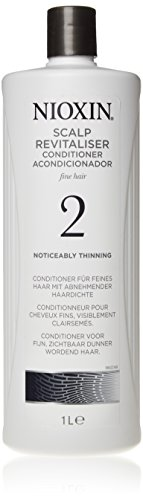 Hair Care System (Nioxin System 2 Scalp Revitaliser Conditioner 1000ml)