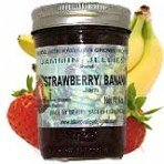- Strawberry Banana Jam