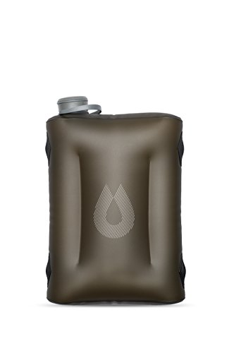 Hydrapak Seeker - Collapsible BPA & PVC Free Water Storage Bag (4L/140oz) - Mammoth (Mammoth Sporting Goods)