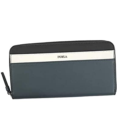 5dd448bce8c3 Amazon   (フルラ) FURLA FURLA REALE XL ZIP AROUND ラウンド長札入財布 #PAJ9 VWO ZDG  985354 ARDESIA e 並行輸入品   財布