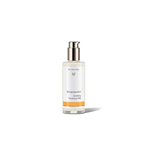 Dr. Hauschka Soothing Cleansing Milk 145ml (Pack of 6) - ハウシュカなだめるクレンジングミルク145ミリリットル x6 [並行輸入品] B0713SNKZL