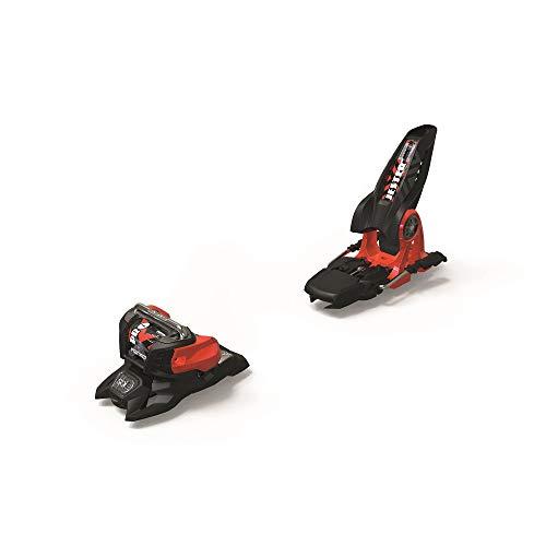 Marker Jester 18 Pro ID Ski Bindings 2019 - Black/Flo-Red 90mm (Pro Ski Bindings)