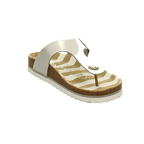 Chanclas Tom 6993402 Mujer Silber Tailor Para silver 00017 11wnT7ax8