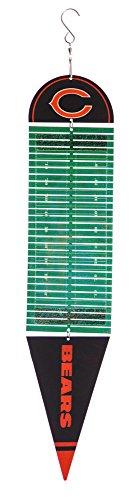 Wind Twirler (NFL Chicago Bears Football Field Spectrum Twirler Wind Spinner, Small, Multicolored)
