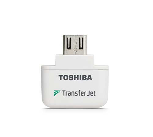 Toshiba TransferJet Wireless Adapter with microUSB Connector (TJNA00AMUB)