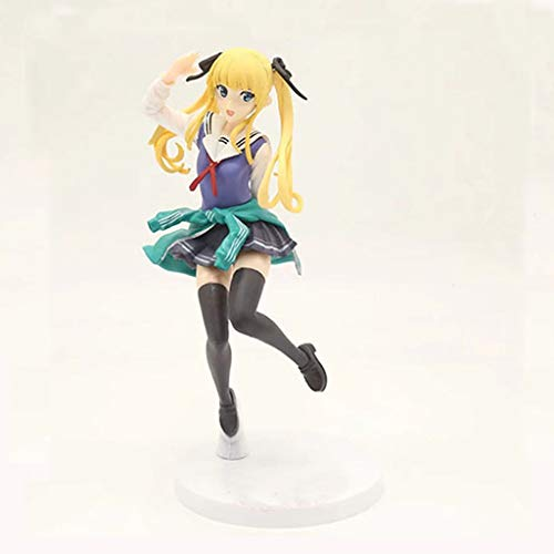 CQOZ Anime Statue Model Passerby Hostess/Spencer Yingli Pear Character Toy Height 19cm Character Statue