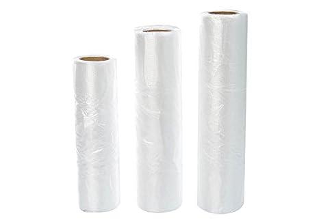 Amazon.com: oumosi 100 pcs/rollo de bolsas de plástico ...
