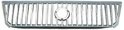 Partslink Number FO1200416 OE Replacement Mercury Mountaineer Grille Assembly