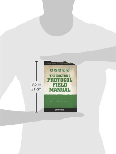 the doctor s protocol field manual dr david eifrig jr rh amazon com Doctor Clip Art Cartoon Doctor