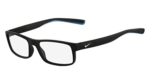 Eyeglasses NIKE 7090 018 MATTE BLACKCRYSTAL PHOTO BLUE