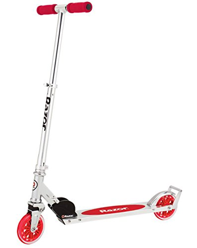 Razor A3 Kick Scooter - Red - FFP