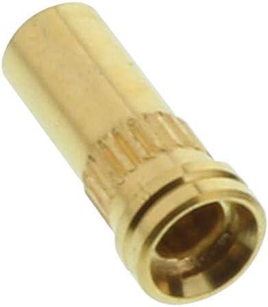 PCB Socket IC /& Component Socket Pack of 100 H8501-05 1 Contacts Beryllium Copper,