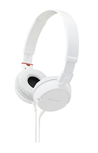 Sony MDRZX100 Stereo Headphones White