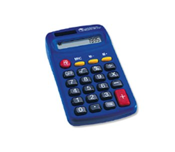 16 Pack LEARNING RESOURCES PRIMARY CALCULATOR SINGLE Learning Resources Primary Calculator