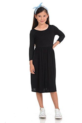 Modest Girls Dresses - 2