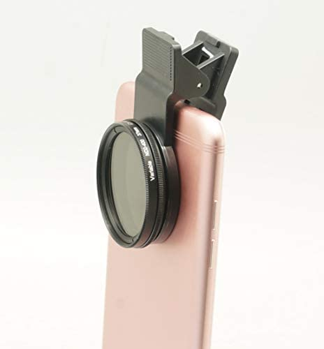 Polarizer Closeup Lens Kit for Samsung Galaxy A6s Gadget Place Variable ND Filter