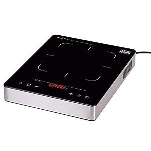 KENT – 16034 Induction Cooktop KB-83 2000-Watt (Black)