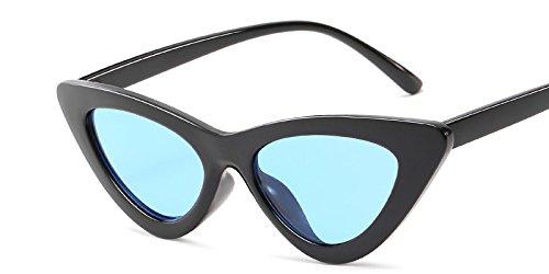 De Gato TIANLIANG04 De Sol Matices Mujer Vintage Blanco Sexy Sol C10 Black Ojo Diseño Hembra De Amarillo Gafas De Gafas Blue Gafas C6 Gafas Mal Uv YYXarZ