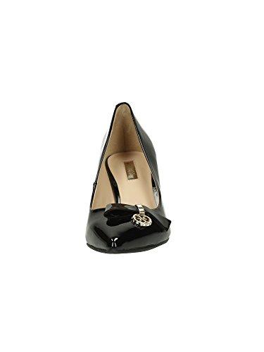 Guess FL3HEIPAF08 Zapato de Salón Mujer Nero