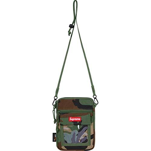 Supreme Utility Pouch Bag Woodland Camo SS19 Brand New 100% Authentic Real Designer Rare SUPREMENEWYORK