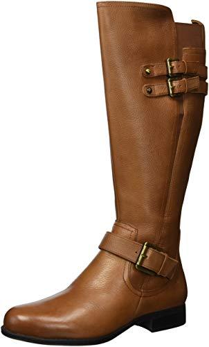Naturalizer Women's Jessie Knee High Boot, Banana Bread, 7.5 M US