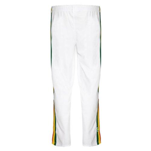 Original Brasilianische Capoeira Hose Unisex weiß Reggae Abada Martial Arts  Elastische Pants.