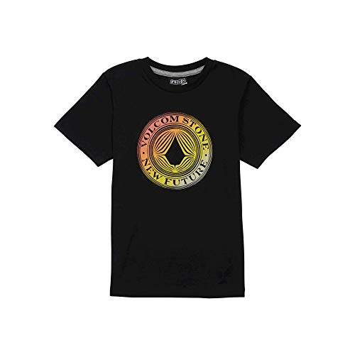 Youth T-shirt Stone (Volcom Little Boys' Volcomosphere Modern Fit Short Sleeve Tee Youth)