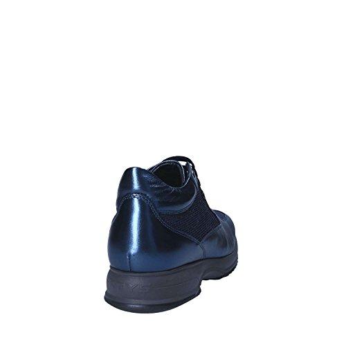 Keys Bleu Lacets 7007 Chaussures Femmes wXFqFaZH
