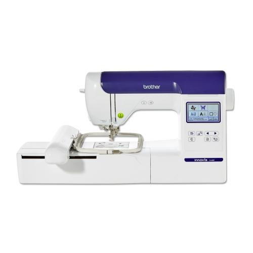 Brother Innovis F440Embroidery Machine, White,...
