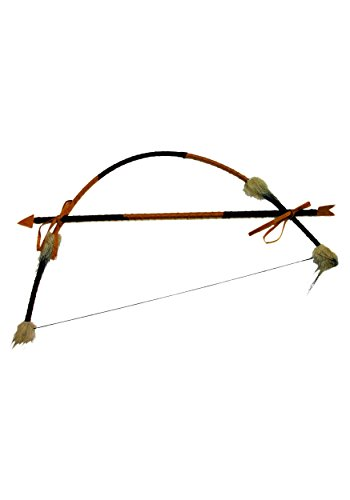 [STD Size - Native American Toy Bow and Arrow Set (Standard)] (Indian Costume Accessories)