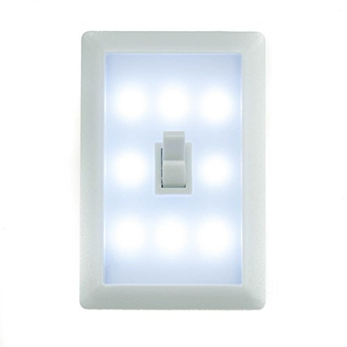Switch Nightlight Long Life Anywhere Battery Operated