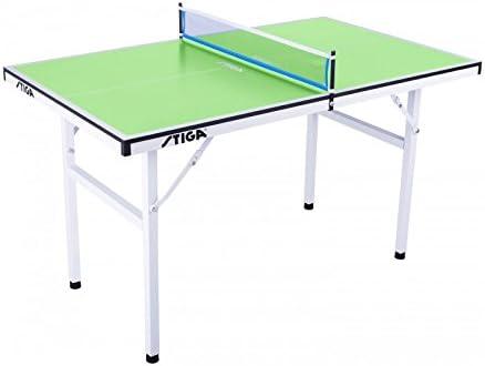 Stiga – Mini Mesa de Ping Pong – Color: Verde: Amazon.es: Deportes ...