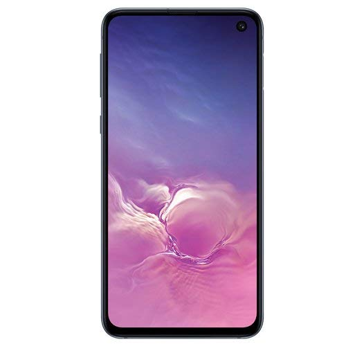 Samsung Galaxy S10e 128GB+6GB RAM SM-G970 Dual Sim 5.8'' LTE Factory Unlocked Smartphone (International Model) (Prism Black) by Samsung