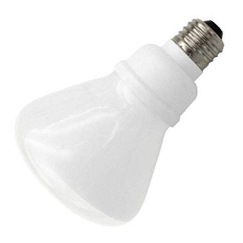 TCP 4R3014A30K CFL InstaBright R30 - 65 Watt Equivalent (14W) Warm White (3000K) Flood Light Bulb - 14 Watt R30 Floodlight