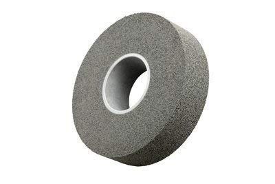 3M (XL-WL) EXL Deburring Wheel, 4 in x 3/8 in x 1 in 8S FIN [You are purchasing the Min order quantity which is 4 Wheels] by 3M