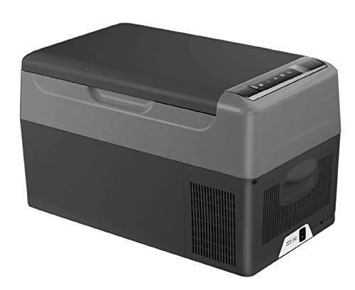 2019 NEW Alpicool G22 Portable Refrigerator 23 Quart Vehicle, Car, Truck, RV, Mini fridge freezer for Driving, Travel, Fishing, Outdoor and Home use -12/24V DC and 110-240 AC with USB socket (Best Mini Fridge 2019)