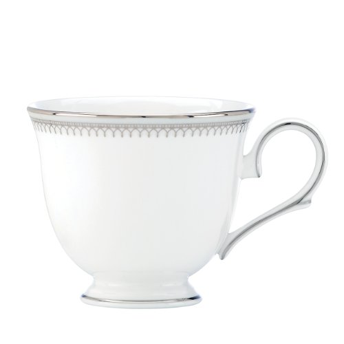 - Lenox Belle Haven Footed Tea Cup
