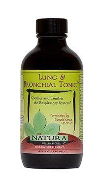 Lung and Bronchial Tonic - 4 oz. Liquid
