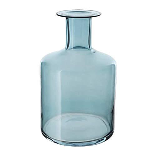 IKEA Pepparkorn Vase Blue 203.926.53 Size 11
