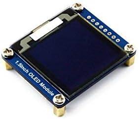 1.5inch OLED Module Display 128x128 SSD1327 Driver SPI I2C interface Arduino 16b